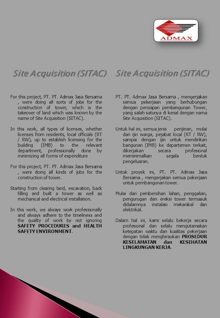 Site Acquisition (SITAC) Site Acquisition (SITAC)