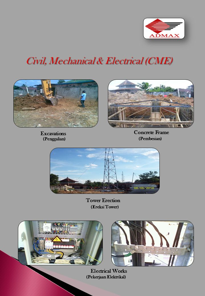 Civil, Mechanical & Electrical (CME)