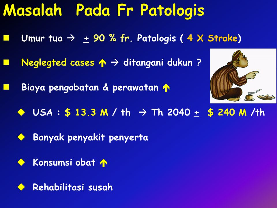 Masalah Pada Fr Patologis