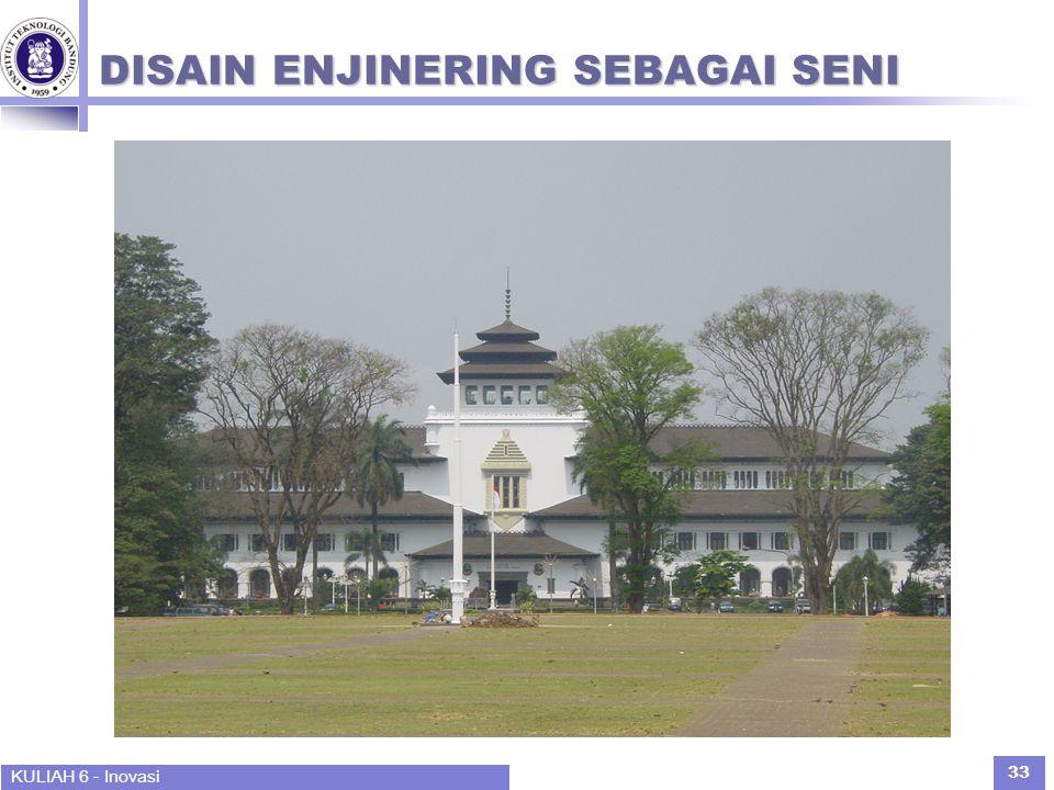 DISAIN ENJINERING SEBAGAI SENI