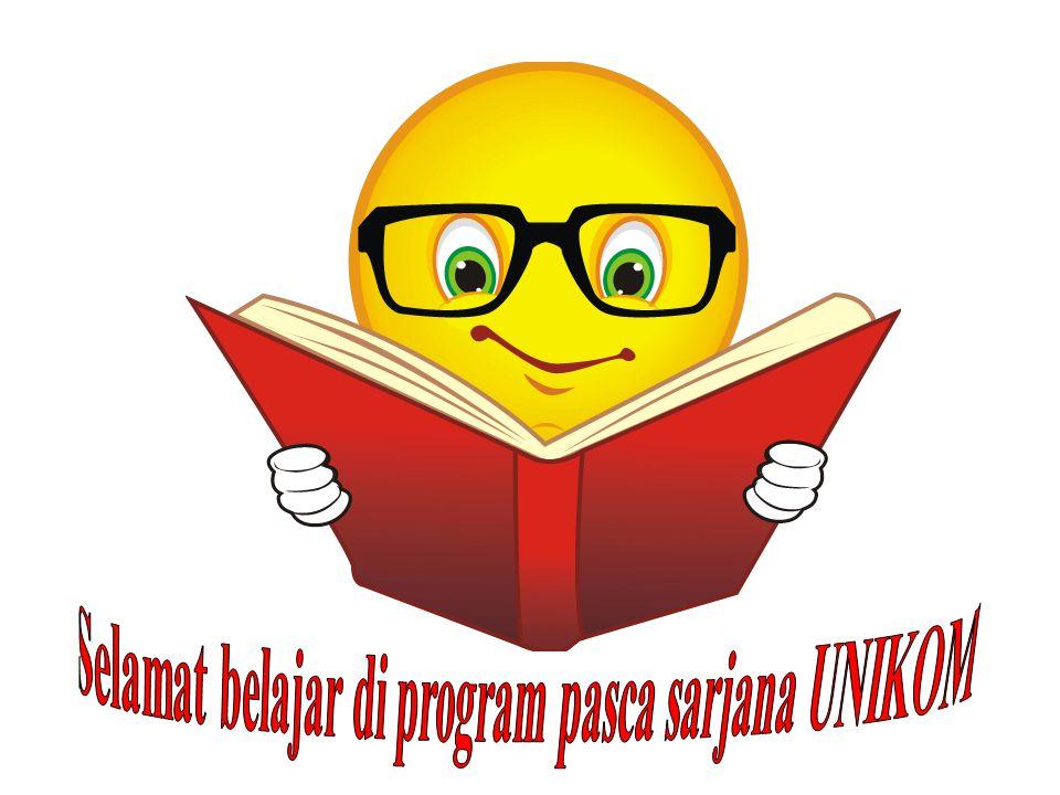 Selamat belajar di program pasca sarjana UNIKOM