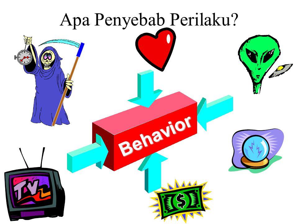 Apa Penyebab Perilaku Behavior