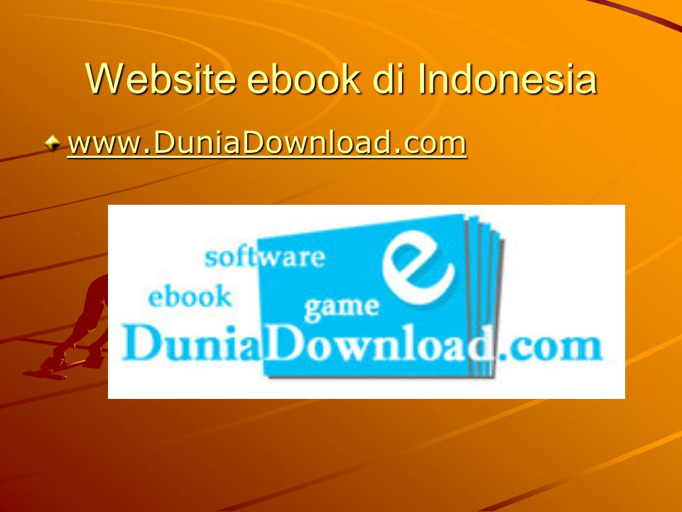 Website ebook di Indonesia