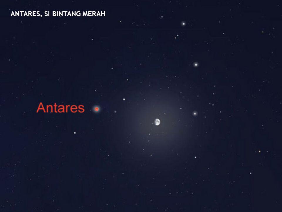 ANTARES, SI BINTANG MERAH