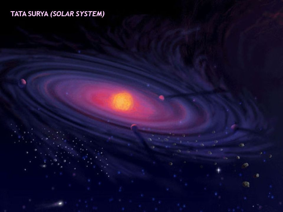 TATA SURYA (SOLAR SYSTEM)