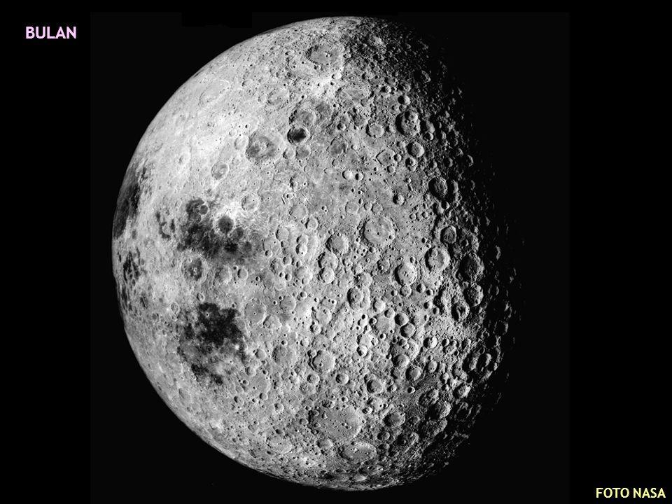 BULAN FOTO NASA