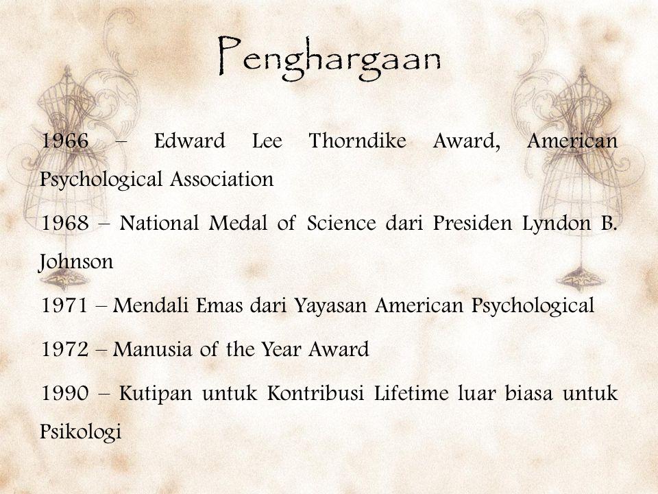 Penghargaan