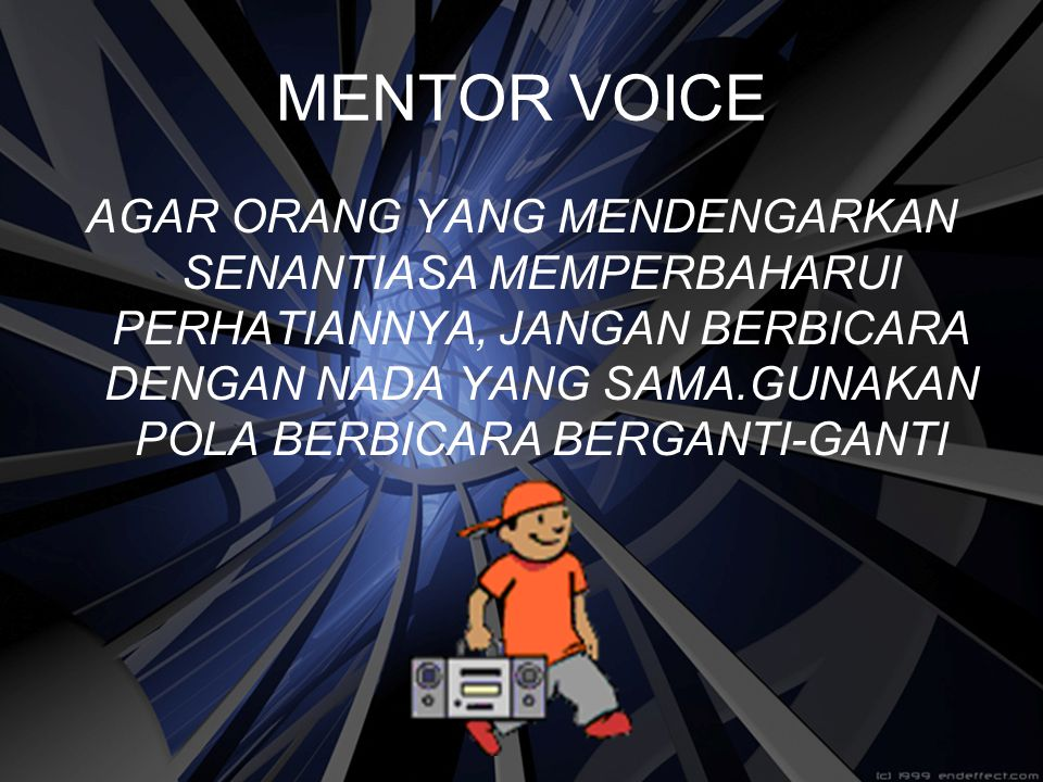 MENTOR VOICE