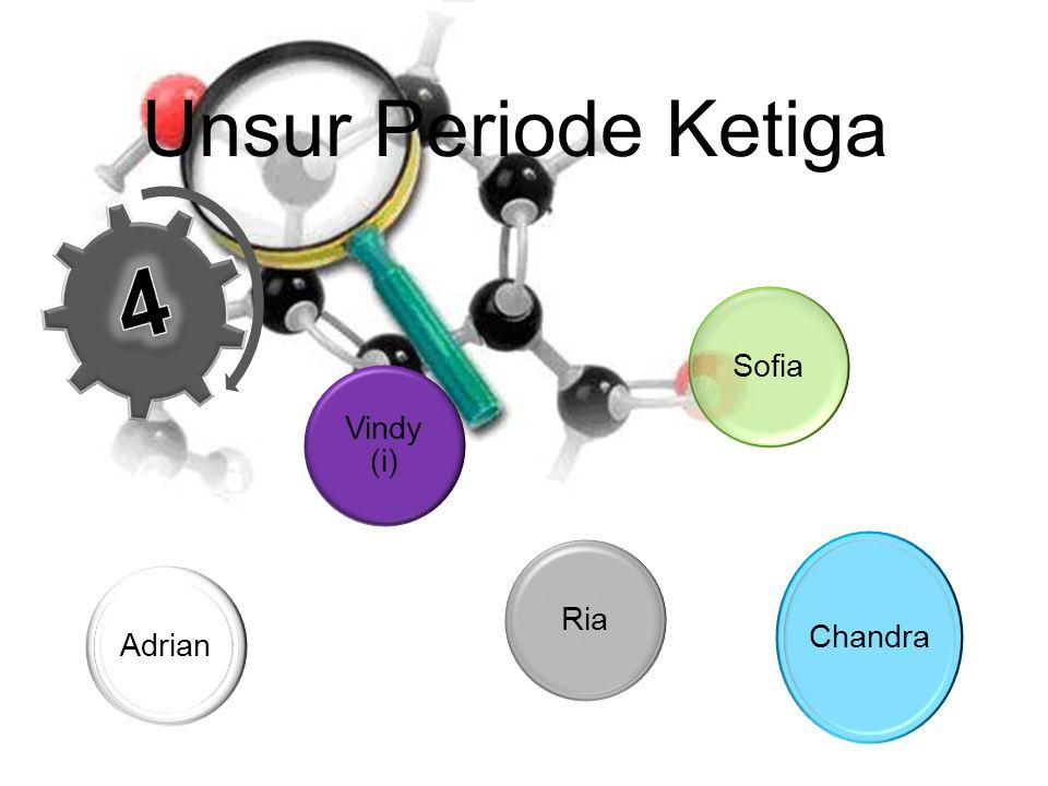 Unsur Periode Ketiga 4 Chandra Vindy (i) Ria Sofia Adrian