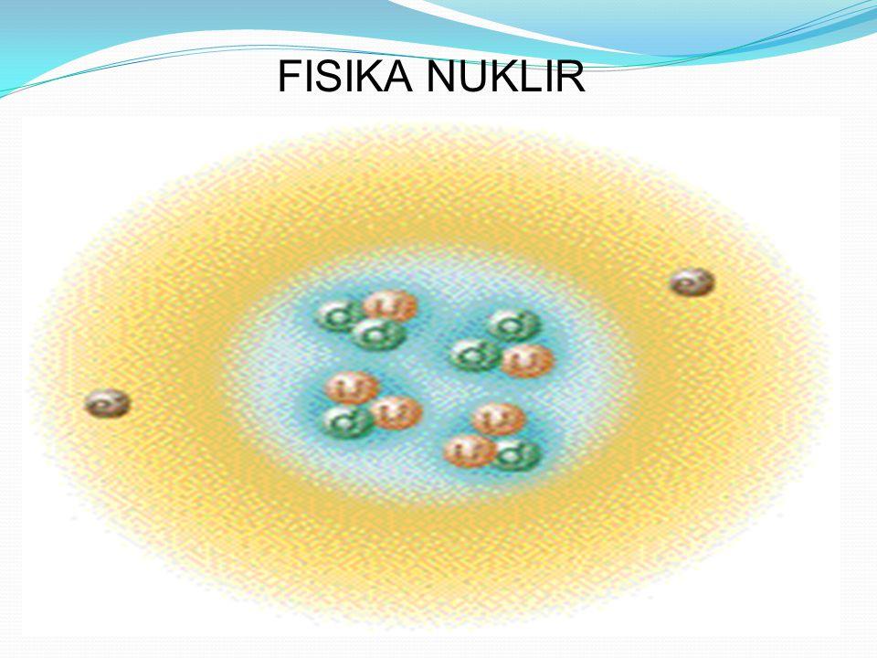 FISIKA NUKLIR BASIC NUCLEAR PHYSICS