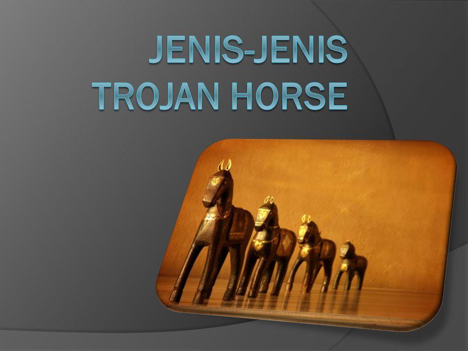 Jenis-jenis trojan horse