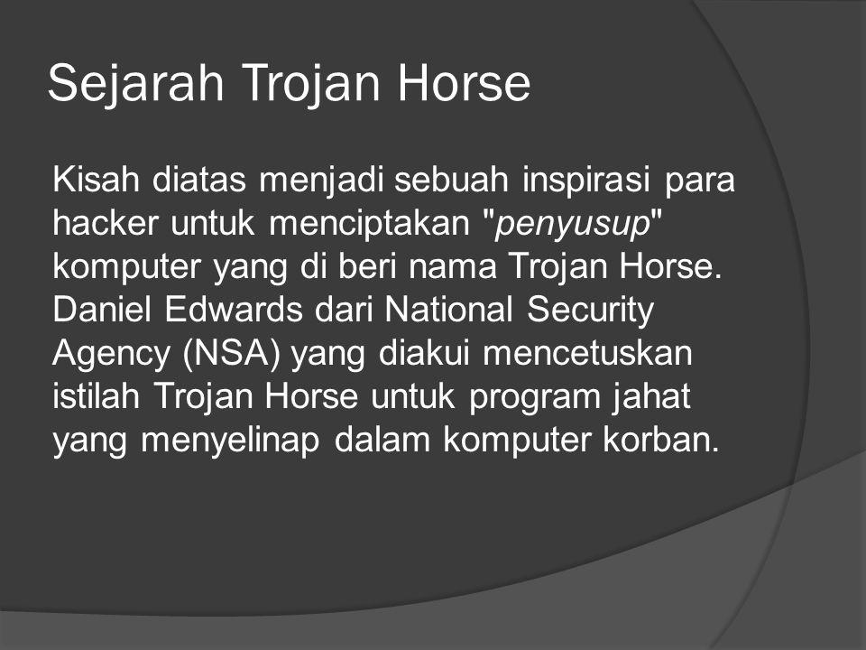 Sejarah Trojan Horse