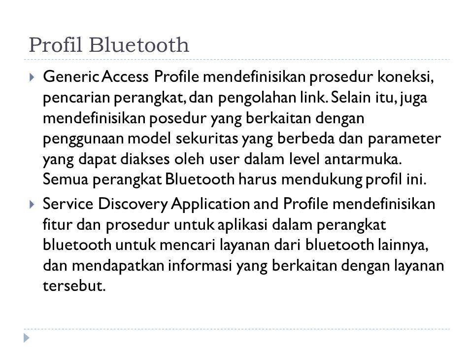 Profil Bluetooth