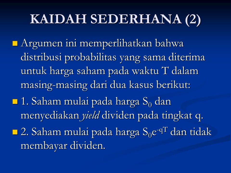 KAIDAH SEDERHANA (2)