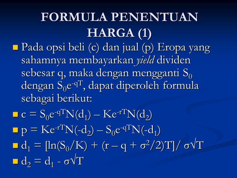 FORMULA PENENTUAN HARGA (1)