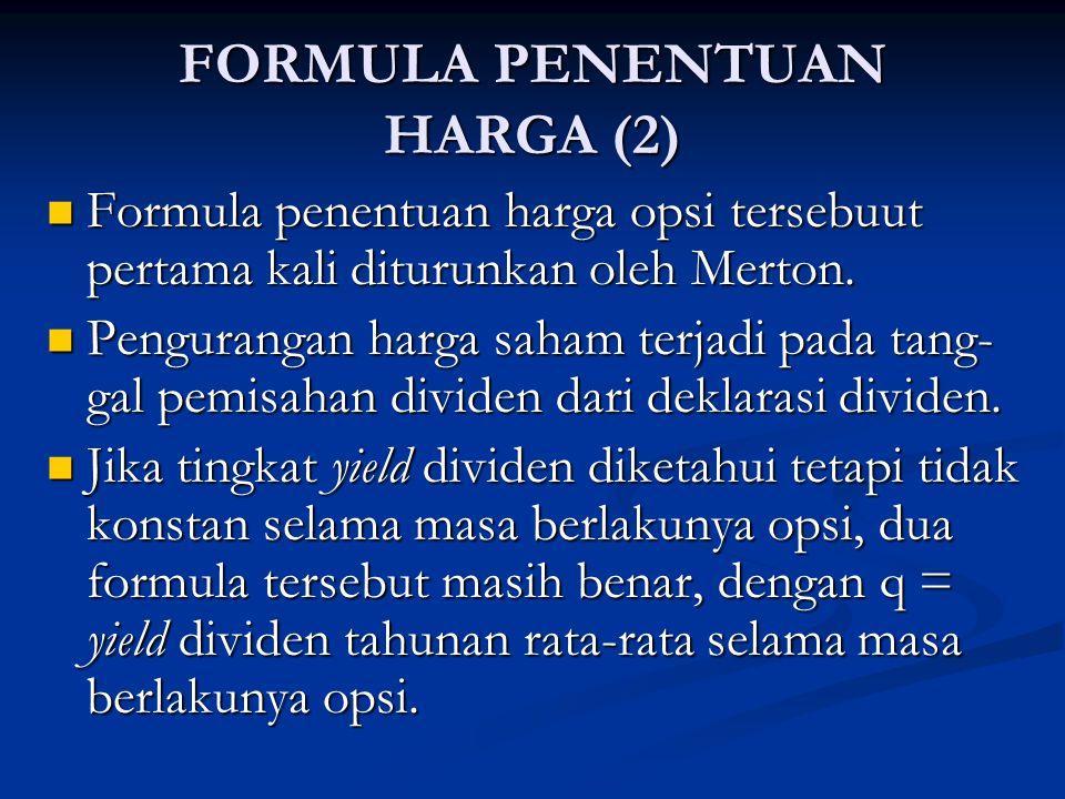 FORMULA PENENTUAN HARGA (2)