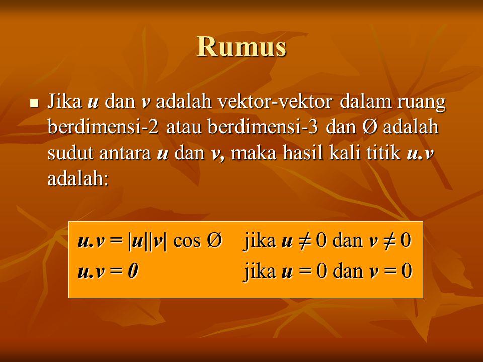 Rumus