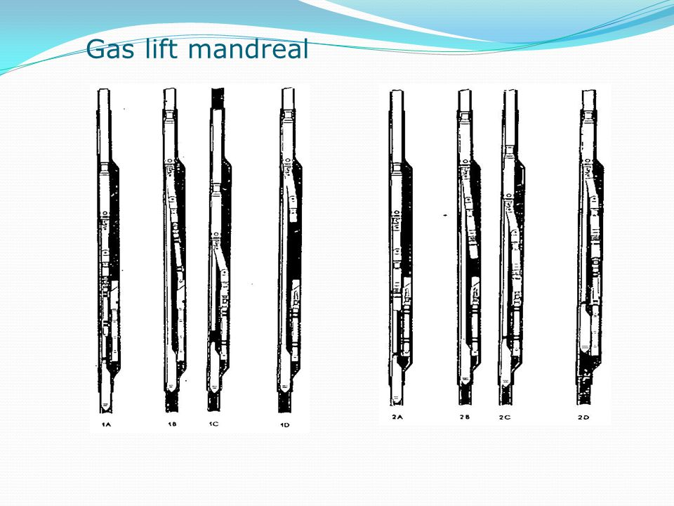 Gas lift mandreal