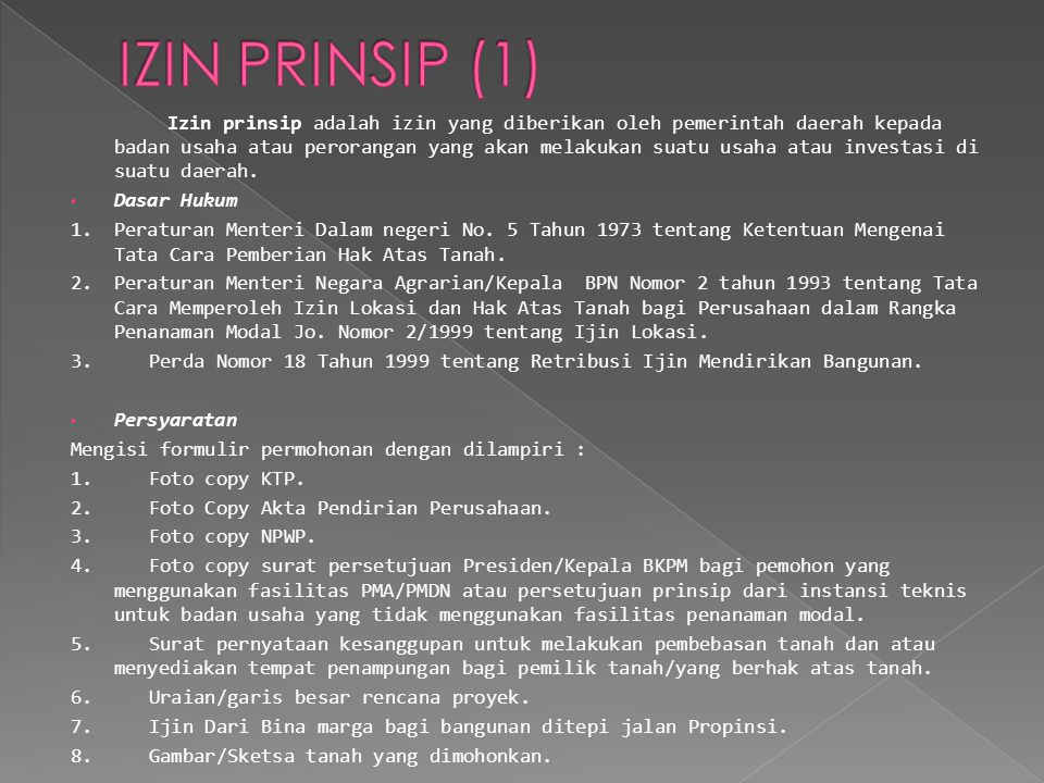 IZIN PRINSIP (1)
