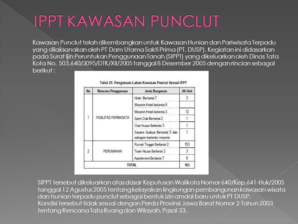 IPPT KAWASAN PUNCLUT