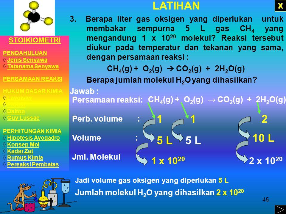CH4(g) + O2(g) → CO2(g) + 2H2O(g)