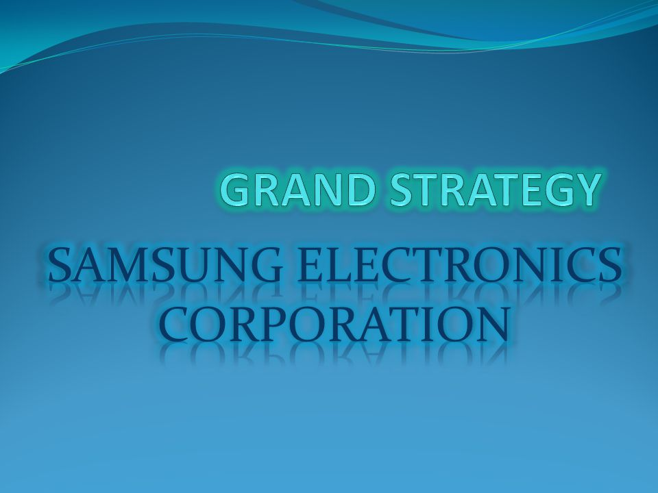 SAMSUNG ELECTRONICS CORPORATION