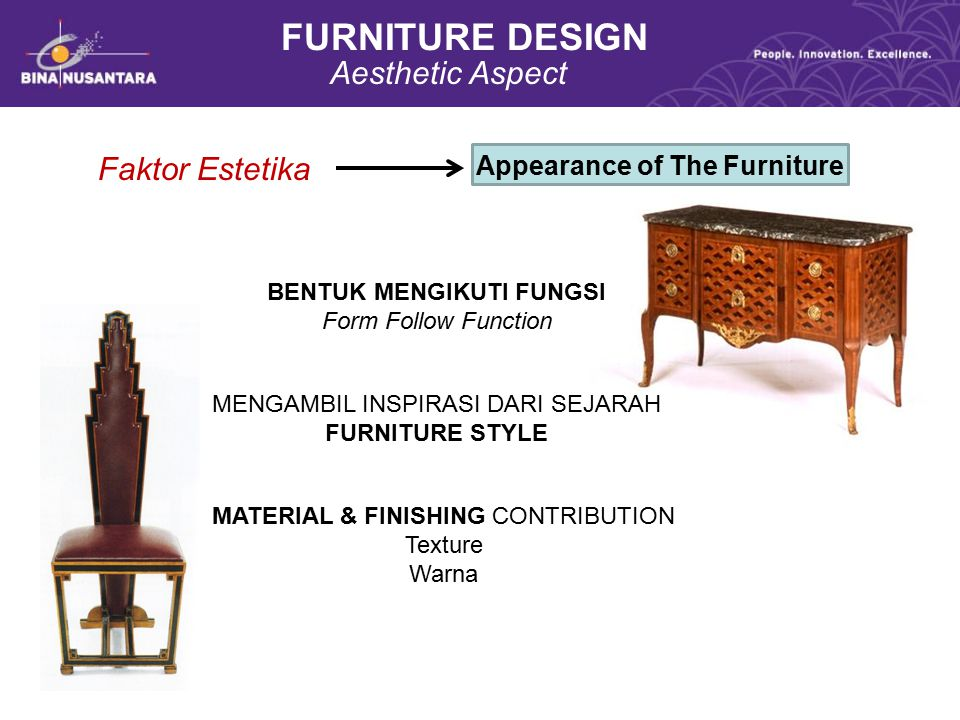 styles of furniture design. 9 BENTUK MENGIKUTI FUNGSI Styles Of Furniture Design S