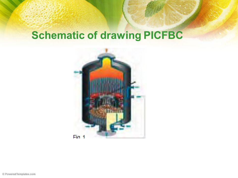 Schematic of drawing PICFBC