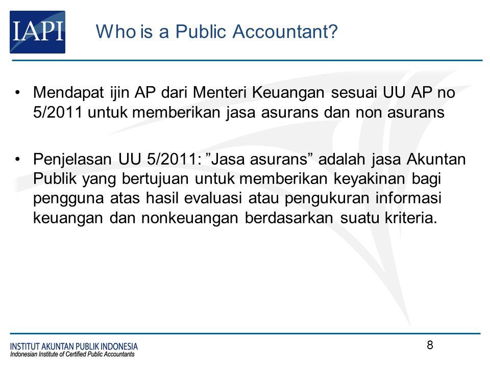 Bagaimana Mendapatkan Izin Akuntan Publik