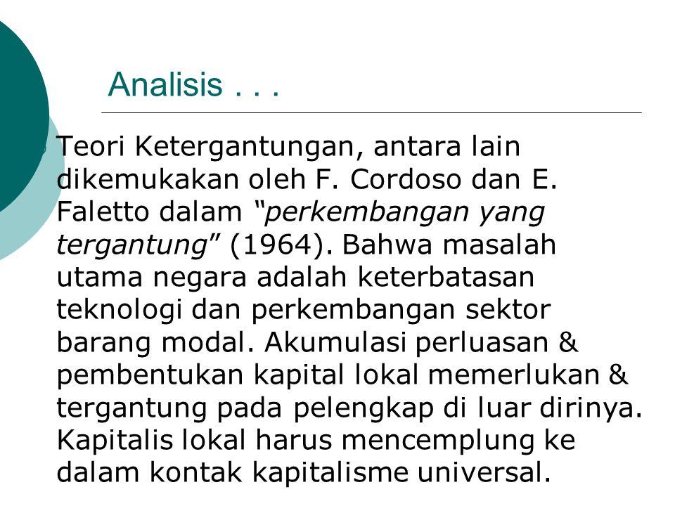 Analisis . . .