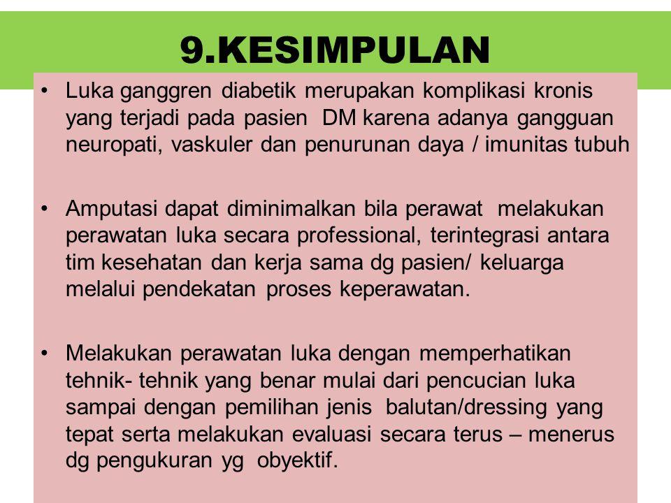 9.KESIMPULAN