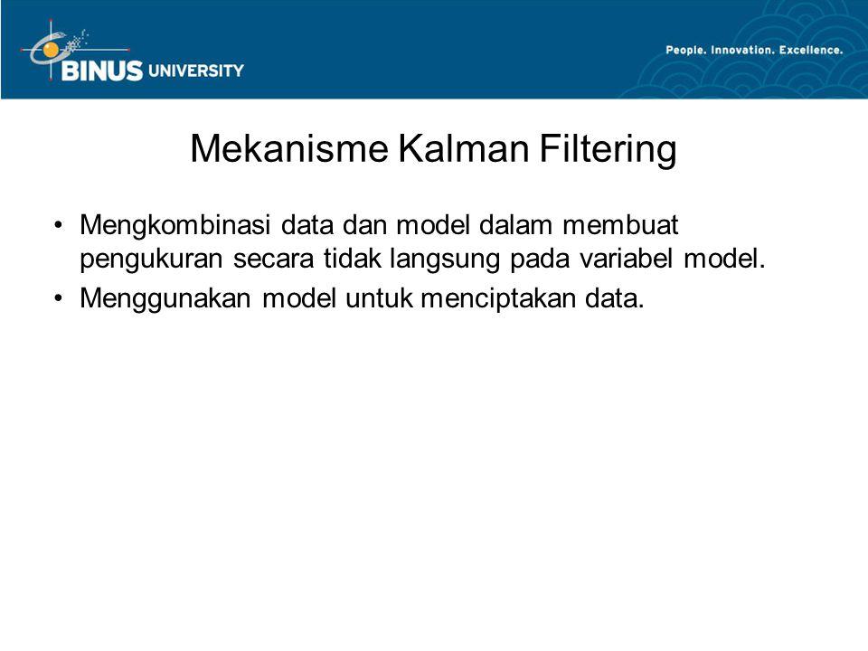 Mekanisme Kalman Filtering