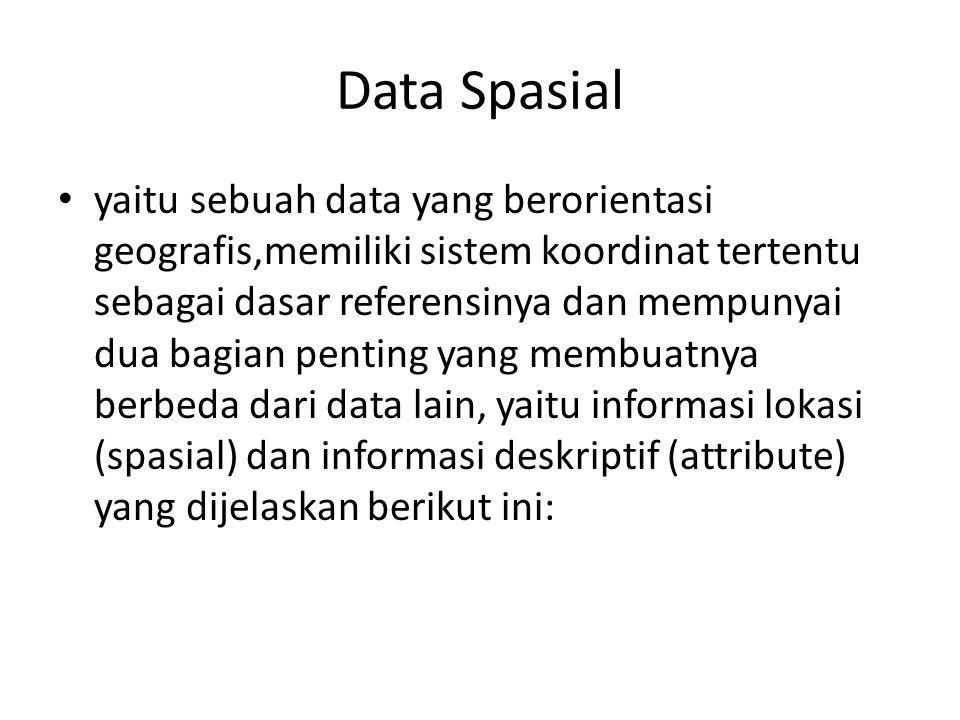 Data Spasial