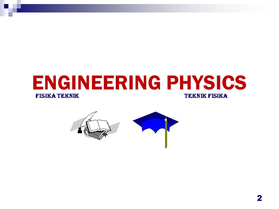 What is Engineering Physics