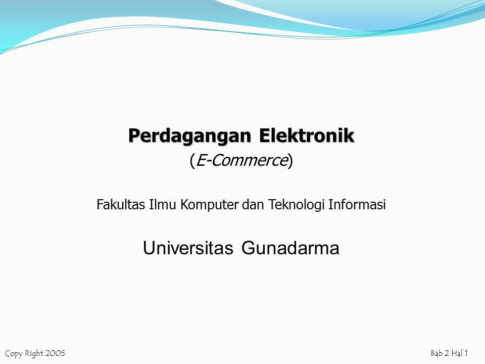 Perdagangan Elektronik
