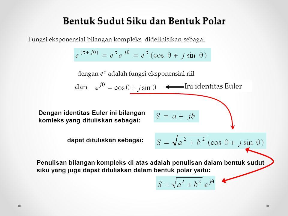 Bentuk Sudut Siku dan Bentuk Polar