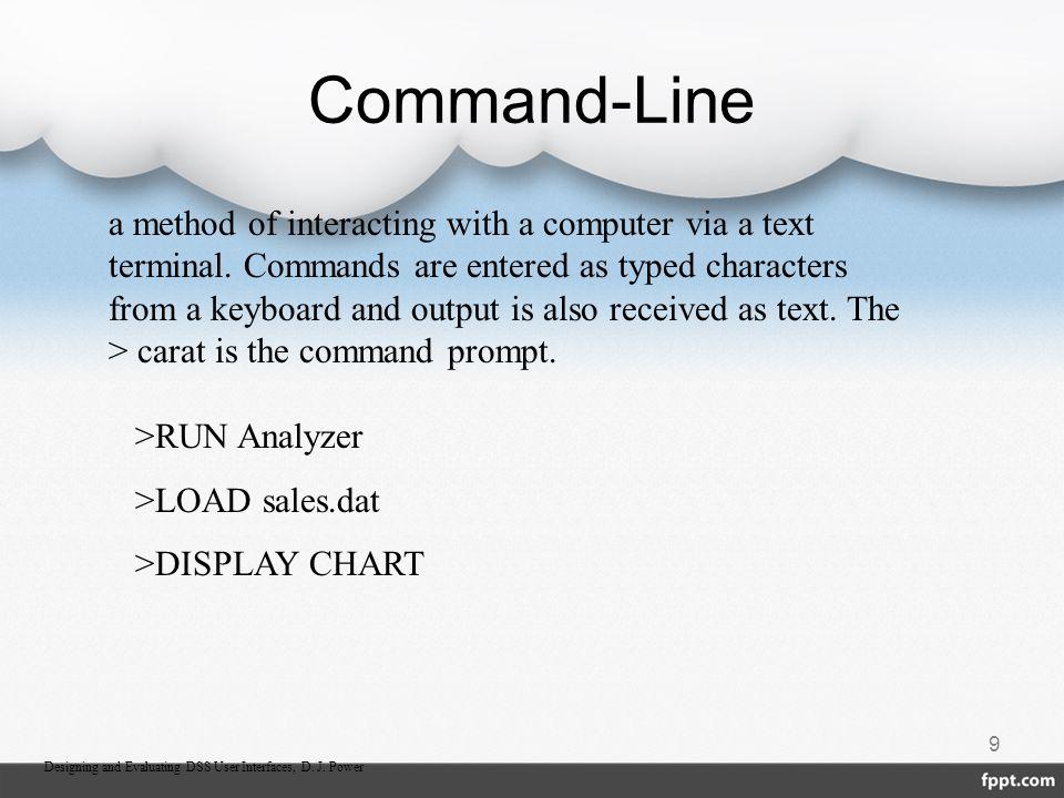 Command-Line