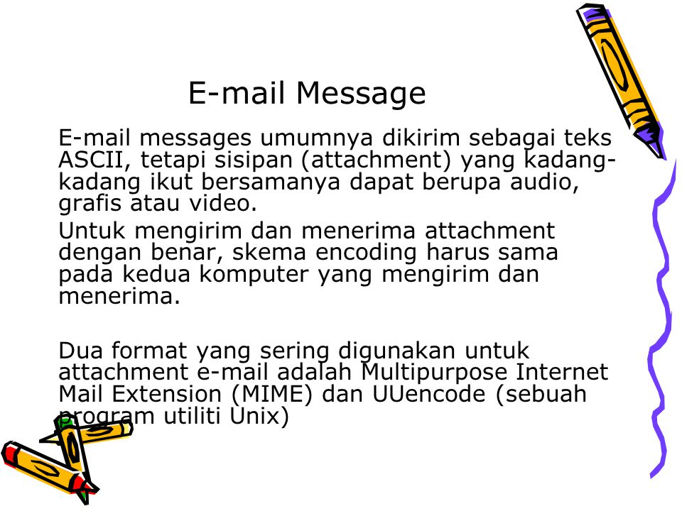 E-mail Message