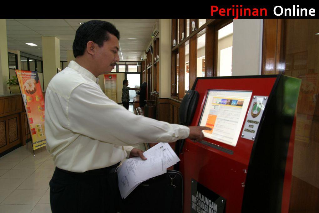 Perijinan Online
