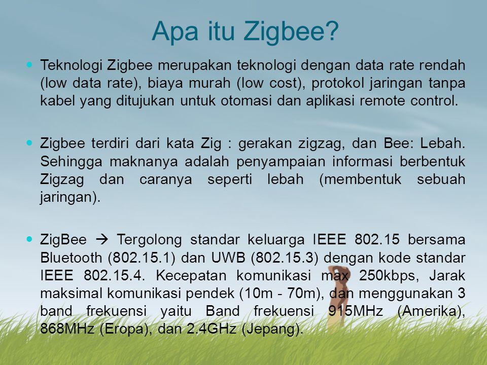 Apa itu Zigbee