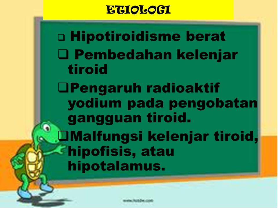 Pembedahan kelenjar tiroid