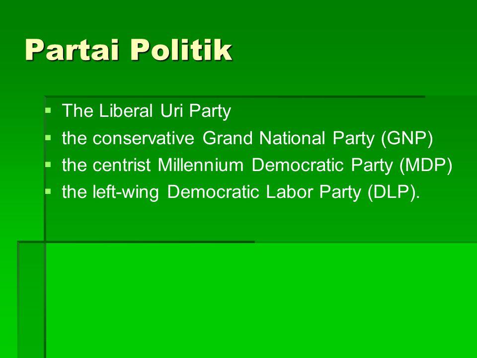Partai Politik The Liberal Uri Party
