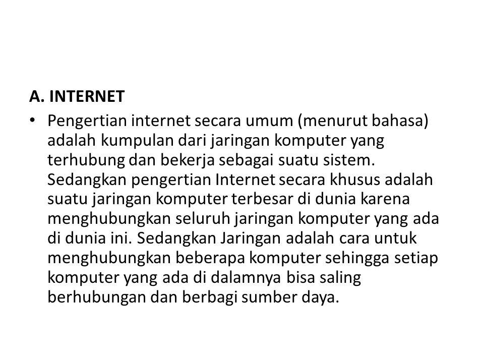 A. INTERNET