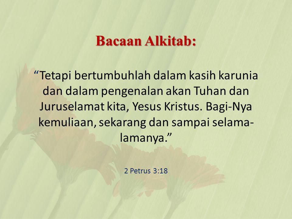 Bacaan Alkitab: