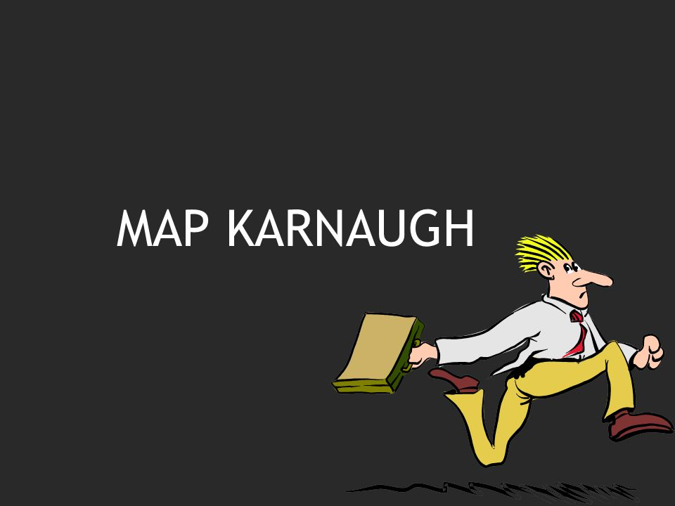 MAP KARNAUGH