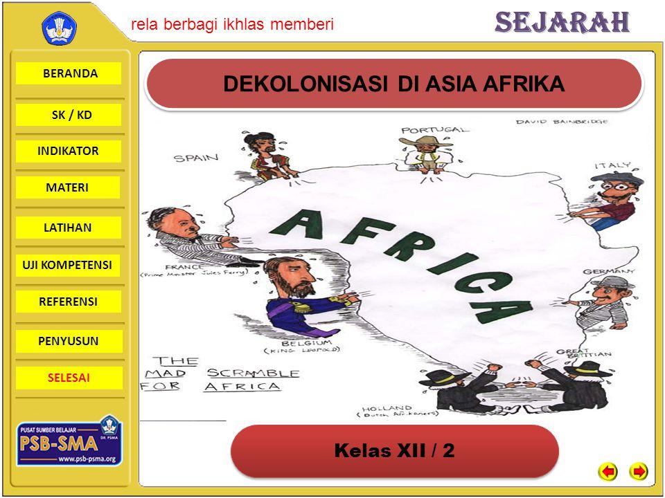 DEKOLONISASI DI ASIA AFRIKA