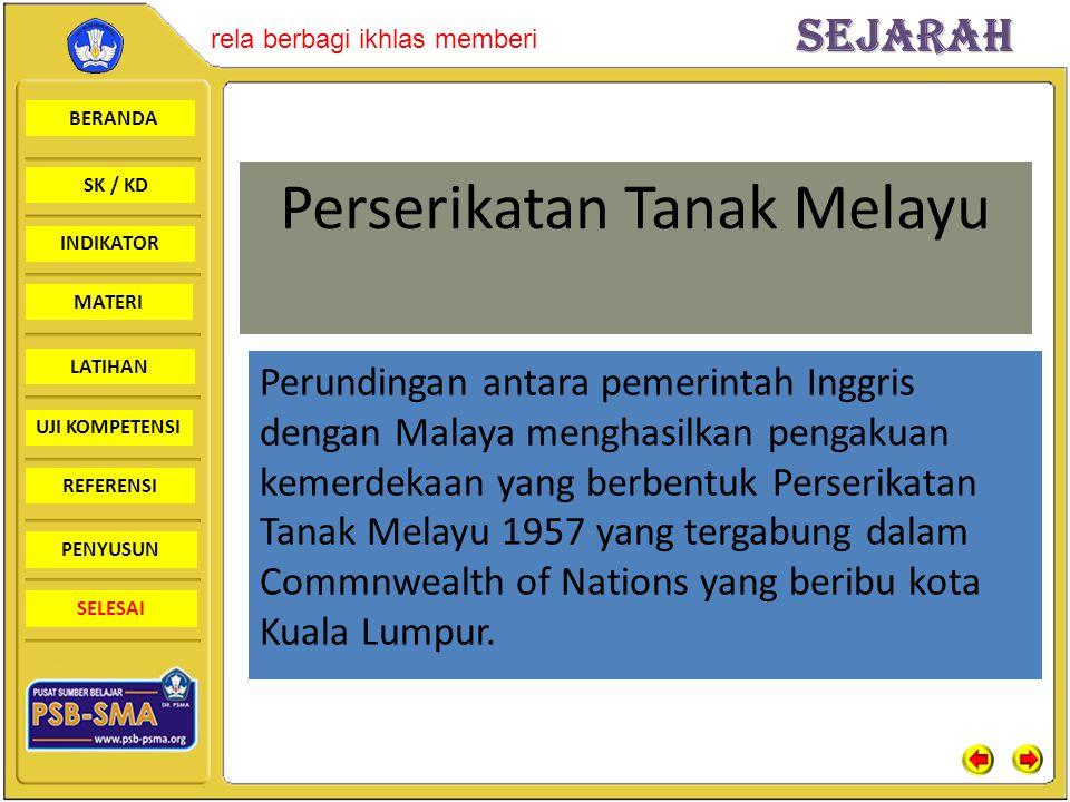 Perserikatan Tanak Melayu