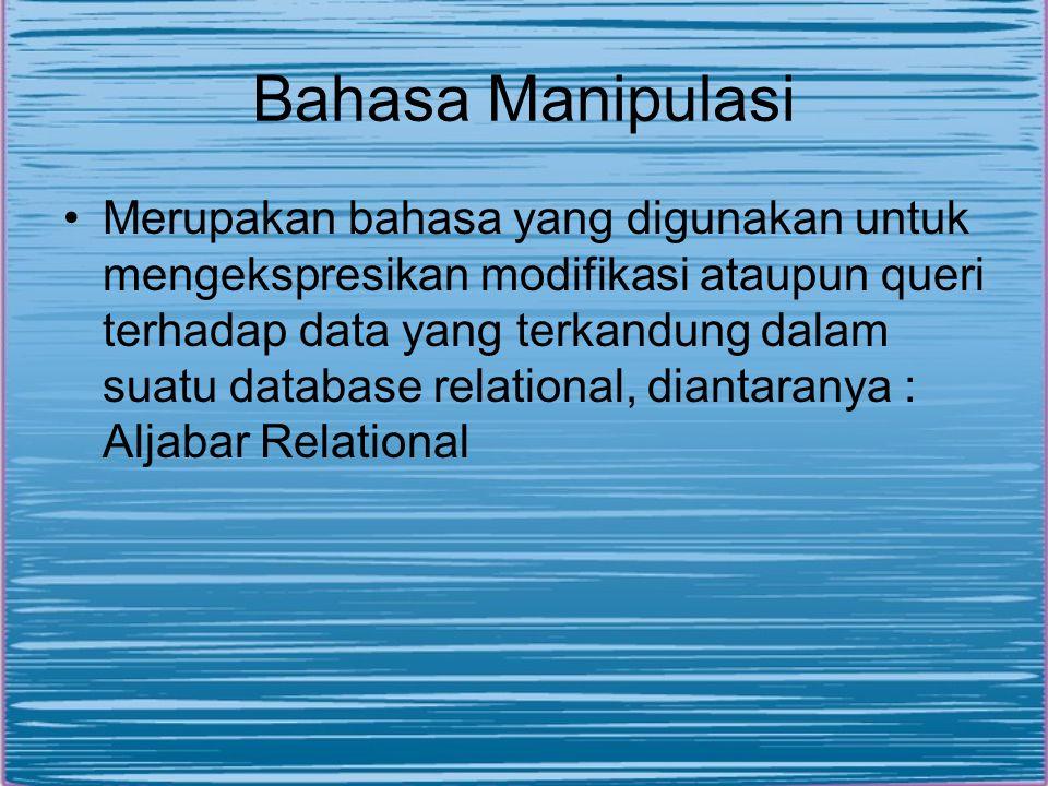 Bahasa Manipulasi