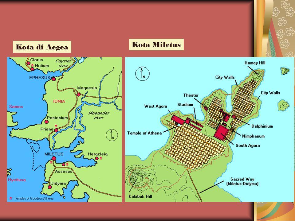Kota Miletus Kota di Aegea