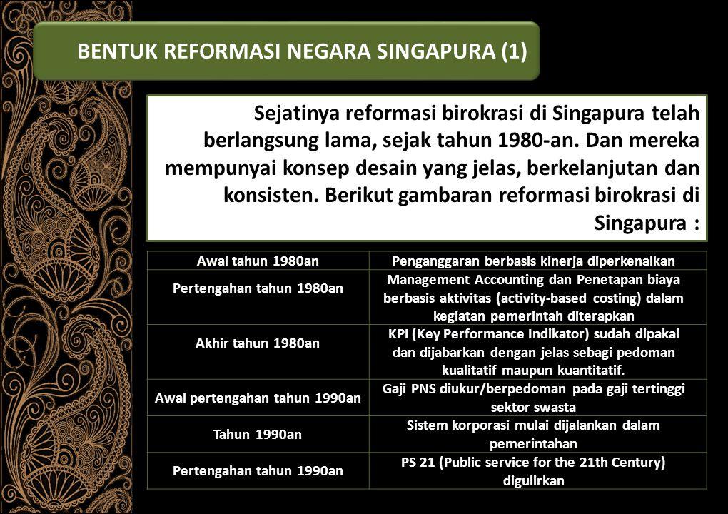 BENTUK REFORMASI NEGARA SINGAPURA (1)
